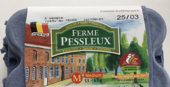 Fausse ferme Pessleux