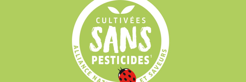 Sans résidu de pesticides