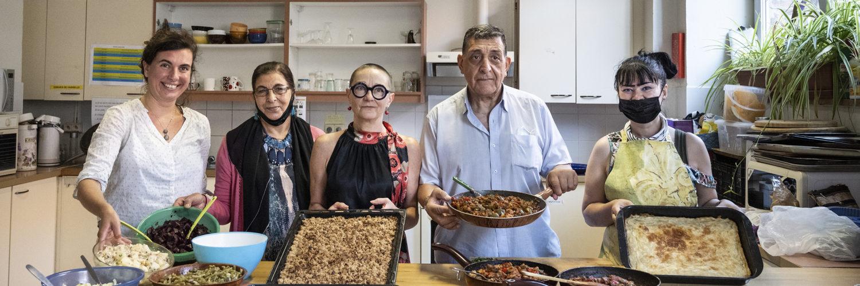 Mouvement Cuisines de quartier